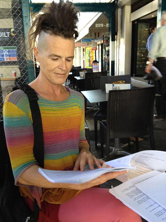 Australia court recognizes 'non-specific' gender