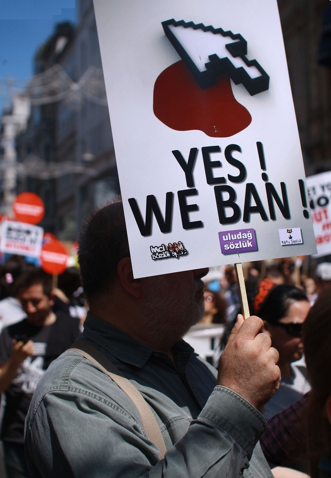 Turkey reinforces YouTube ban