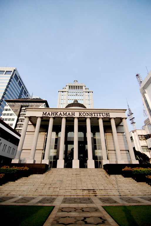 Indonesia Constitutional Court establishes panels to resolve election disputes