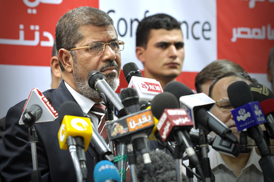 Egypt court sentences 19 Morsi supporters