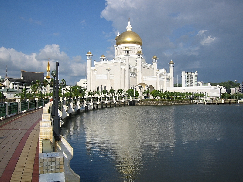 Brunei becomes first east-Asian country to adopt Sharia