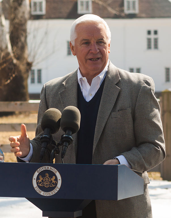 Pennsylvania governor drops appeal defending voter ID Law