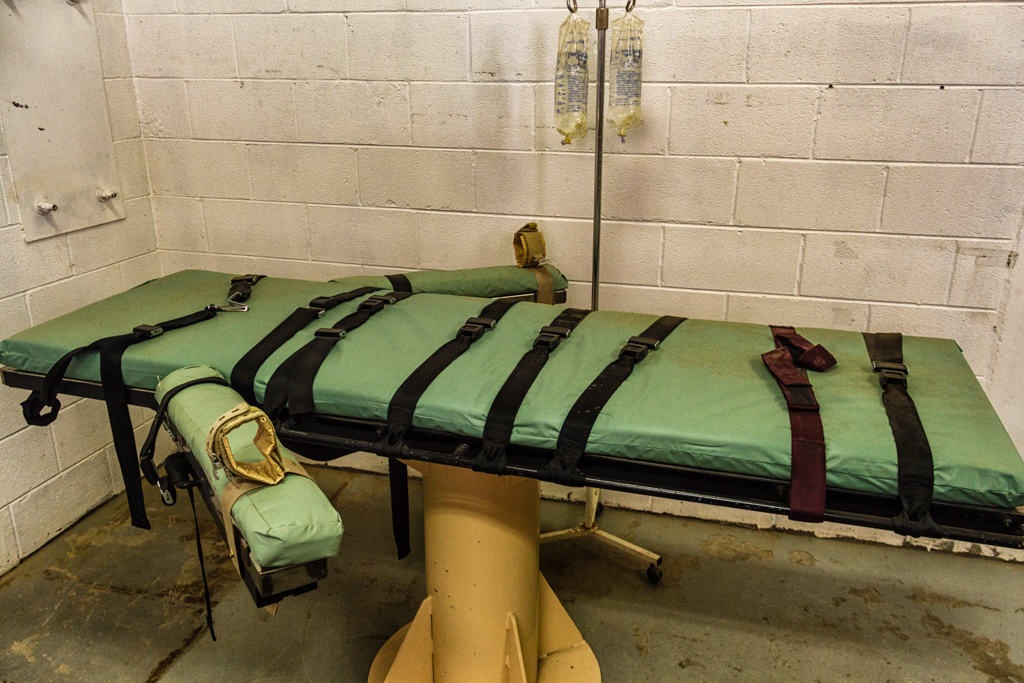 Georgia high court rules source of execution drugs can
