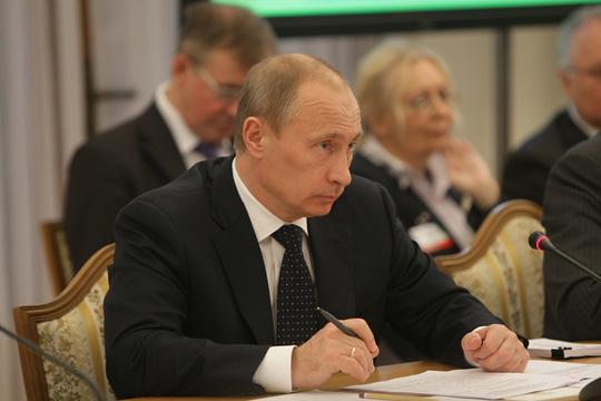 Putin urges compromise in Ukraine