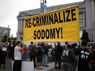 Alabama appeals court strikes down anti-sodomy law