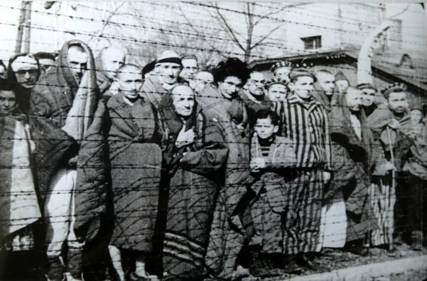 US officials arrest accused Nazi guard