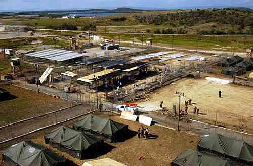 Federal appeals court dismisses Guantanamo detainee lawsuit
