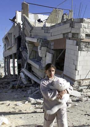 Gaza officials accuse Israel of war crimes at ICC