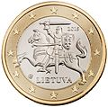 European Parliament allows Lithuania to adopt euro
