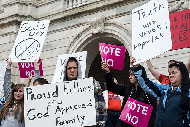 North Dakota moves to dismiss challenge to same-sex marriage ban