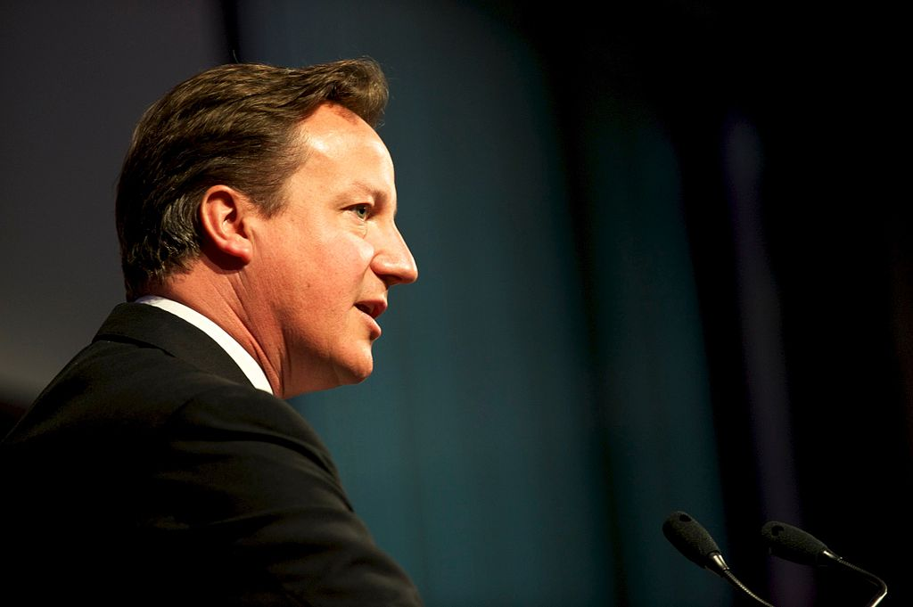 UK opens investigation into lobbying under former PM David Cameron