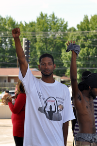 Lawsuit filed against Ferguson and St. Louis alleging police brutality
