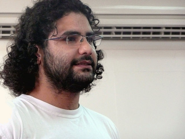 Jailed Egypt activist released on bail