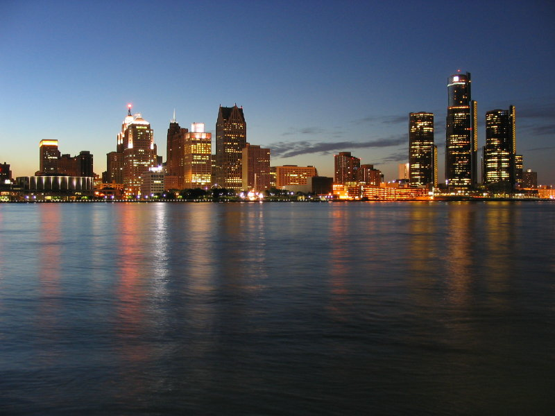 Detroit city council approves bankruptcy related water authority deal