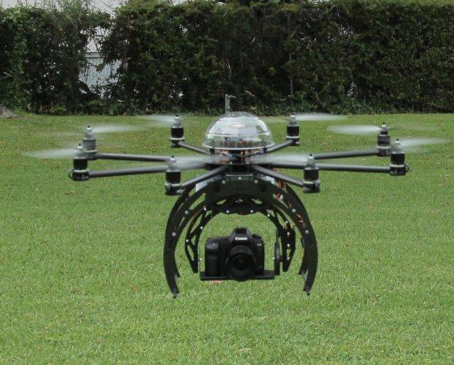 California governor vetoes drone use regulation bill