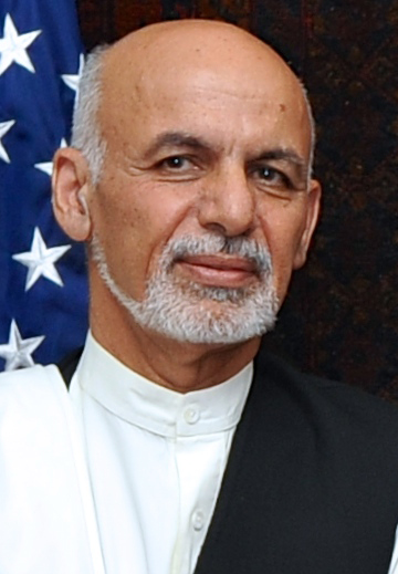 Afghanistan election commission names Ghani president-elect