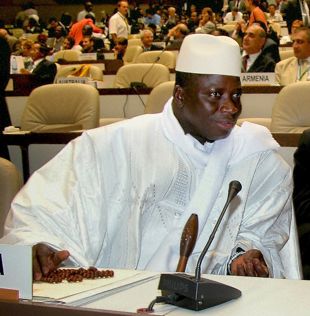 Gambia lawmakers pass bill punishing homosexual acts with life imprisonment