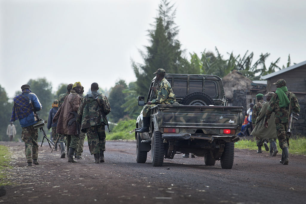 UN rights report finds violations in DR Congo