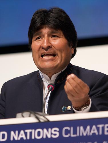 Bolivia court confirms third term for Morales