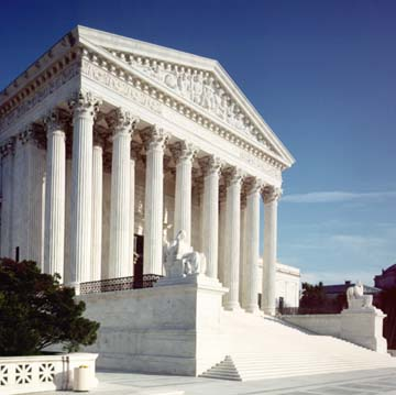 Supreme Court hears arguments on water rights, antitrust
