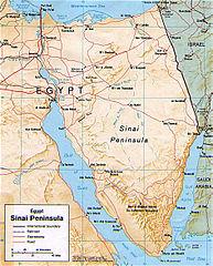 Egypt declares state of emergency in Sinai Peninsula