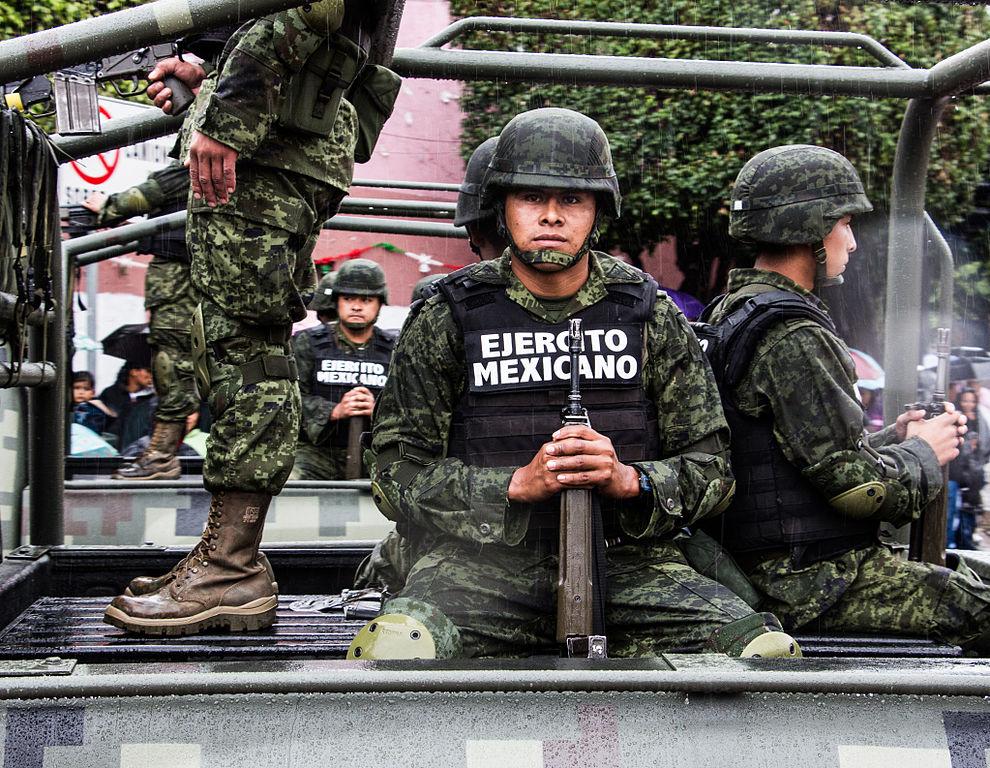Report: Mexico military attempted to cover up civilian murders