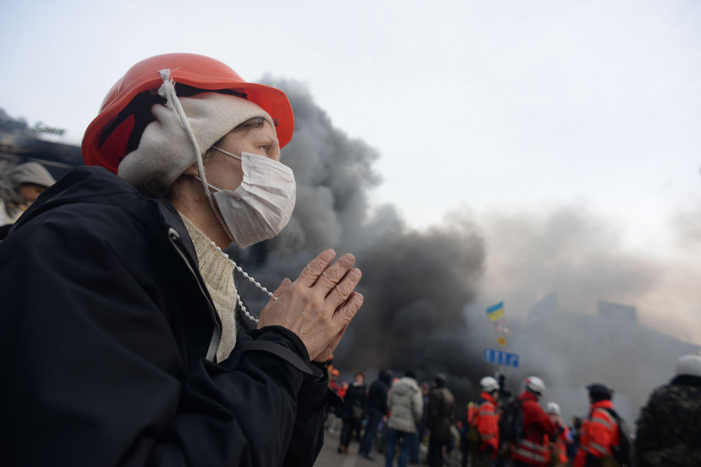 UN: human rights abuse still prevalent in Ukraine