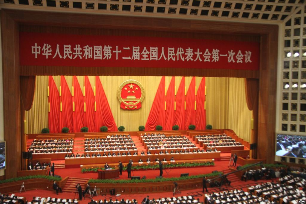 China proposes regulations on foreign NGOs