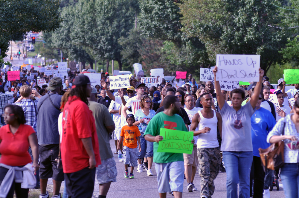 Judge denies request for new grand jury in Ferguson case