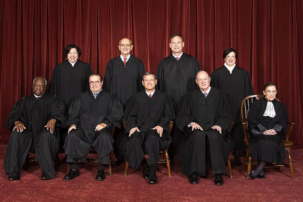Supreme Court hears arguments on Florida judicial campaign law