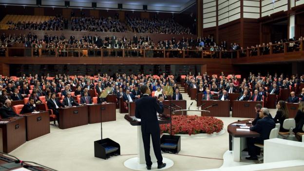 Anti-corruption group condemns Turkey parliament vote