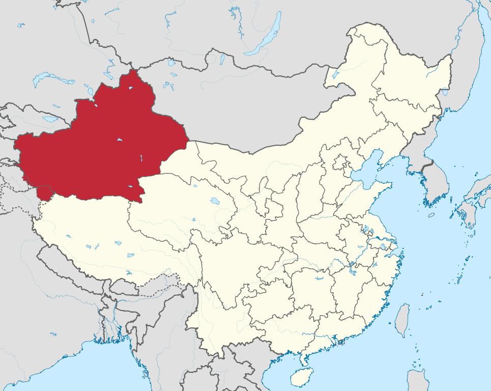Authorities in capital of China's Xinjiang province ban burqas