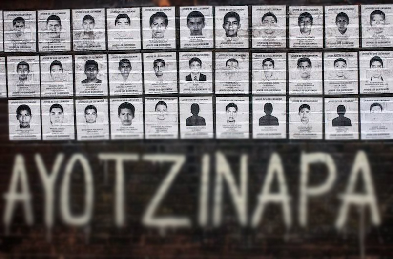 UN commission criticizes Mexico authorities for widespread disappearances