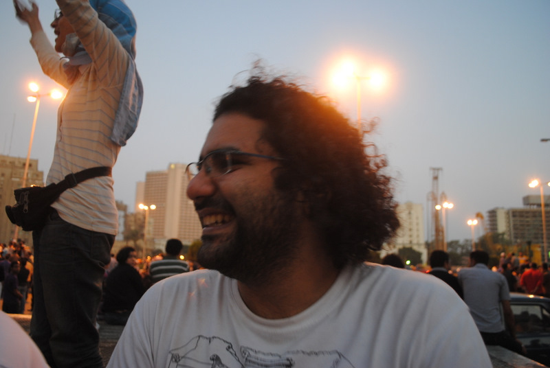 Egypt activist sentenced to 5 years in retrial