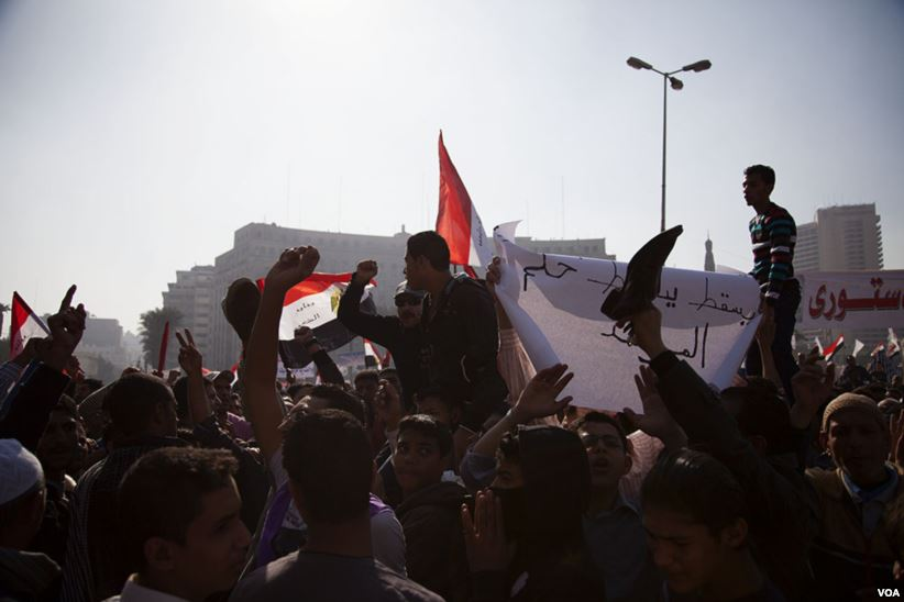 Egypt court sentences 4 Muslim Brotherhood members to death