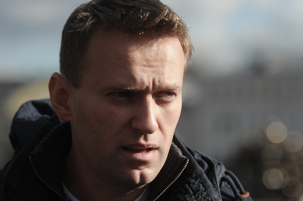 Russia opposition leader sentenced to 15 days in prison