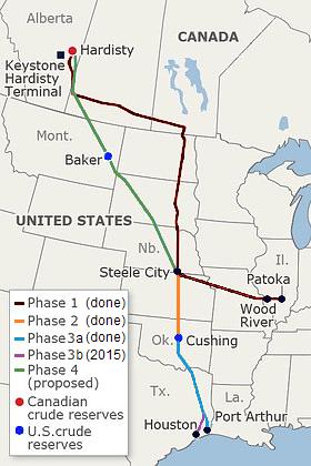 US House passes Keystone XL pipeline bill