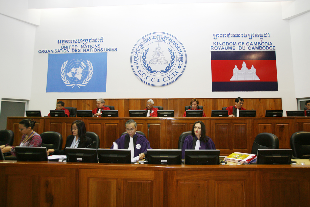 International tribunal convicts former Khmer Rouge leaders of genocide