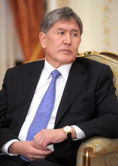 HRW urges European leaders to raise concerns over Kyrgyzstan