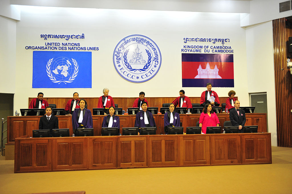 Cambodia Khmer Rouge tribunal charges 2 new suspects