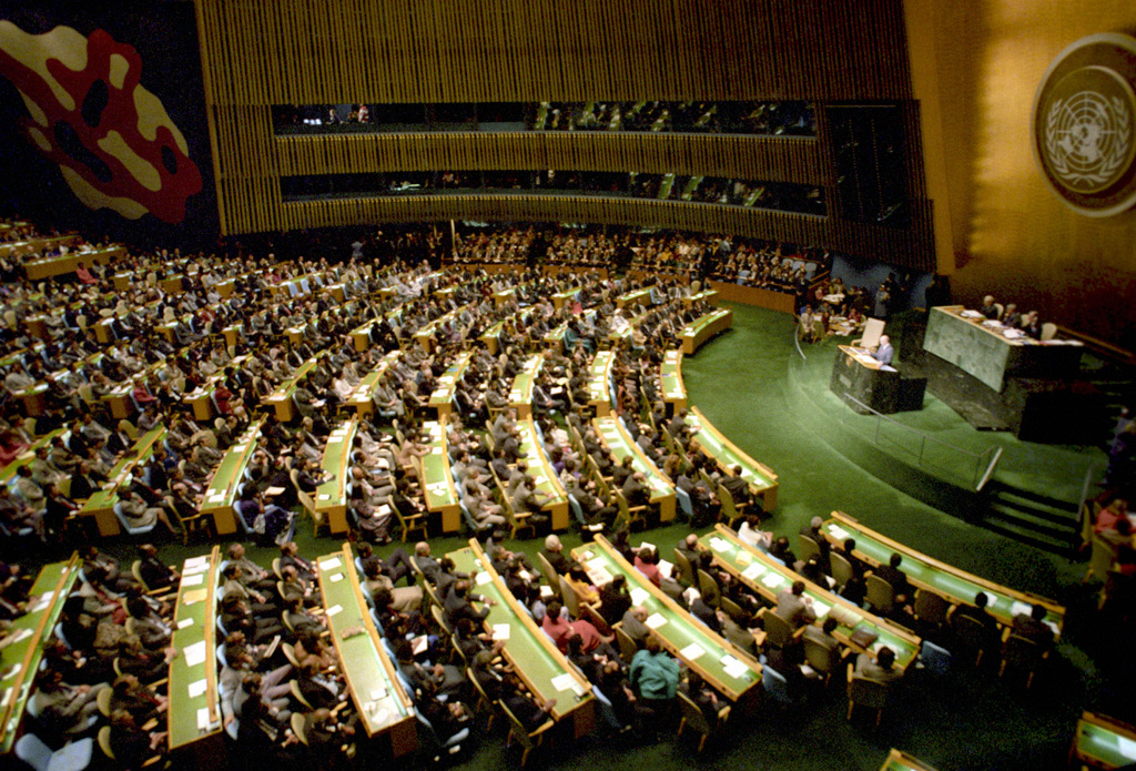 UN: Progress made on women's equality under constant threat