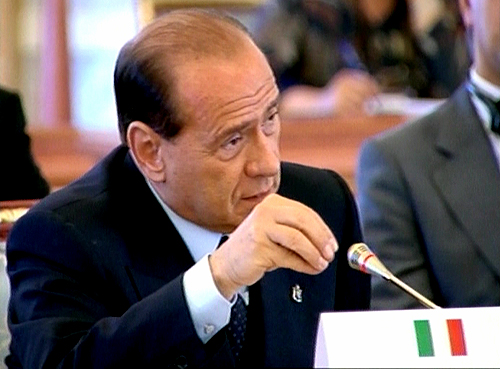 Italy court declares Berlusconi has served sentence for tax fraud
