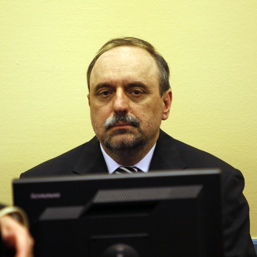 Hadzic granted provisional release pending trial