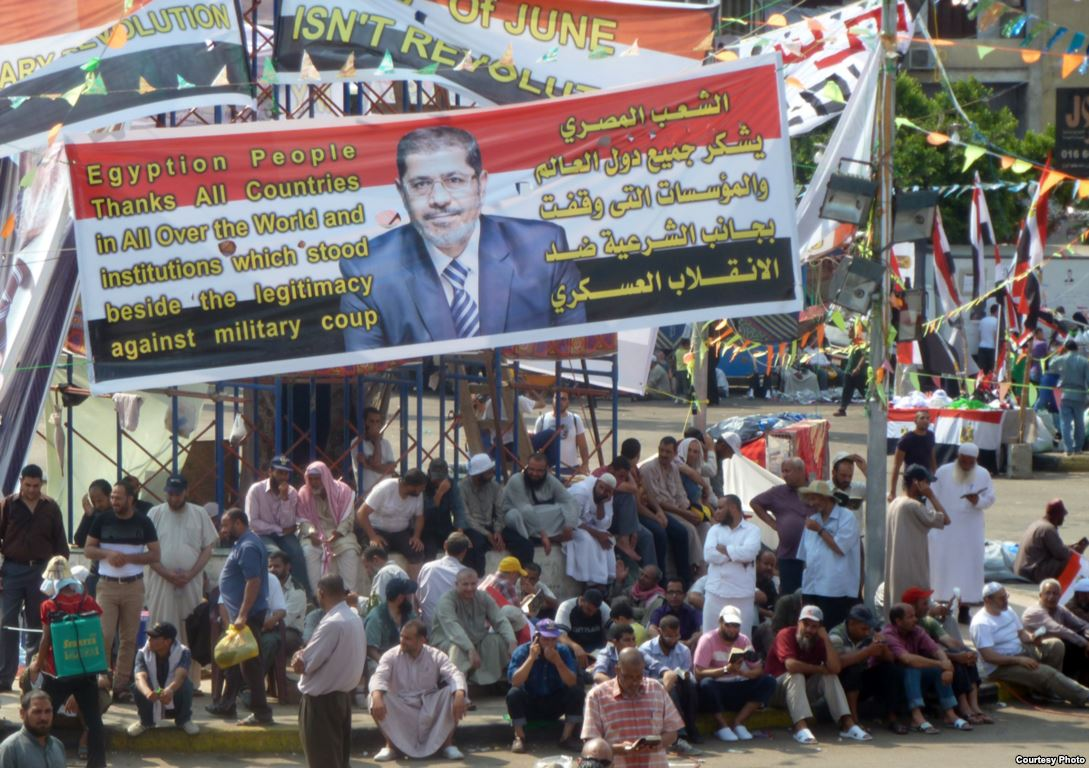 Egypt court sentences Morsi supporters to death