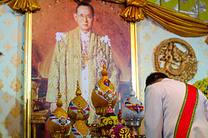 Thailand military court sentences man to 25 years for defaming monarchy