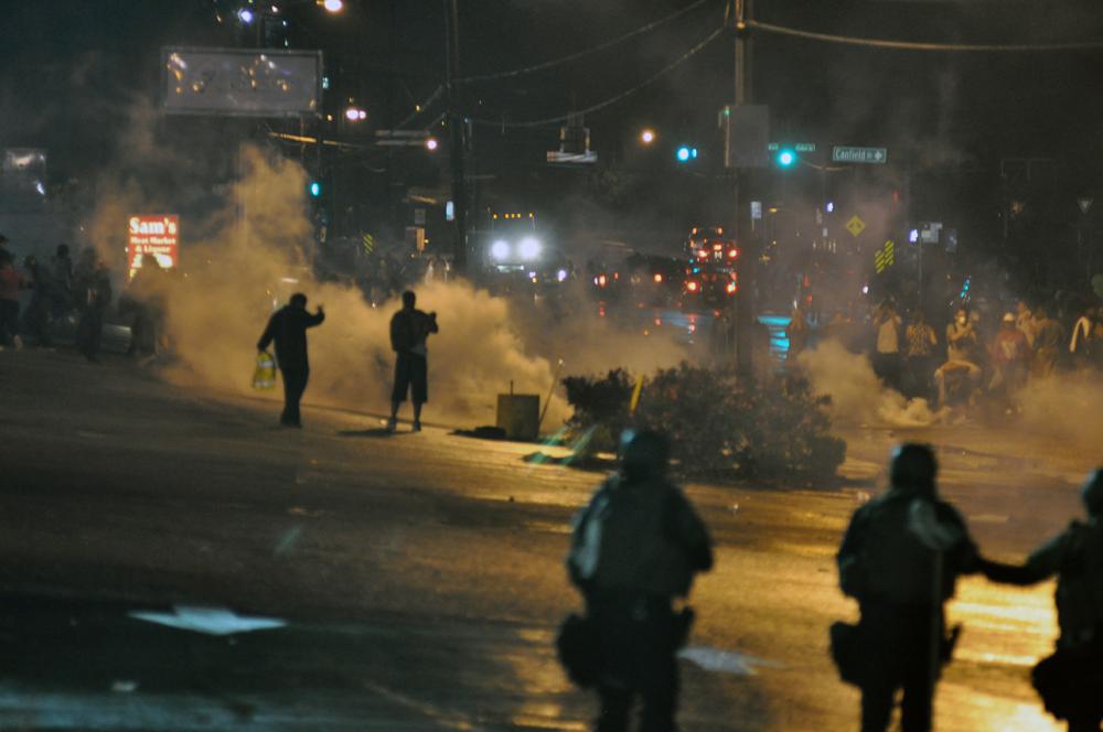 Michael Brown family files suit against city of Ferguson