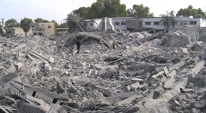 UN: Israel responsible for civilian deaths in Gaza