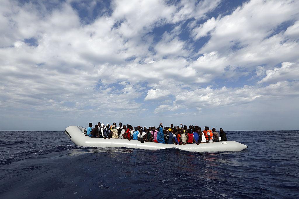 UN calls on EU to set up rescue operation for migrants at sea