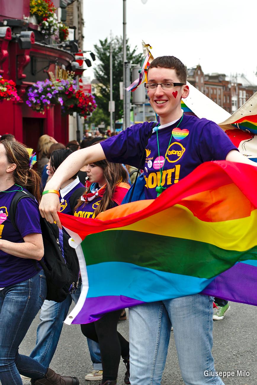 Ireland legalizes same-sex marriage by national referendum