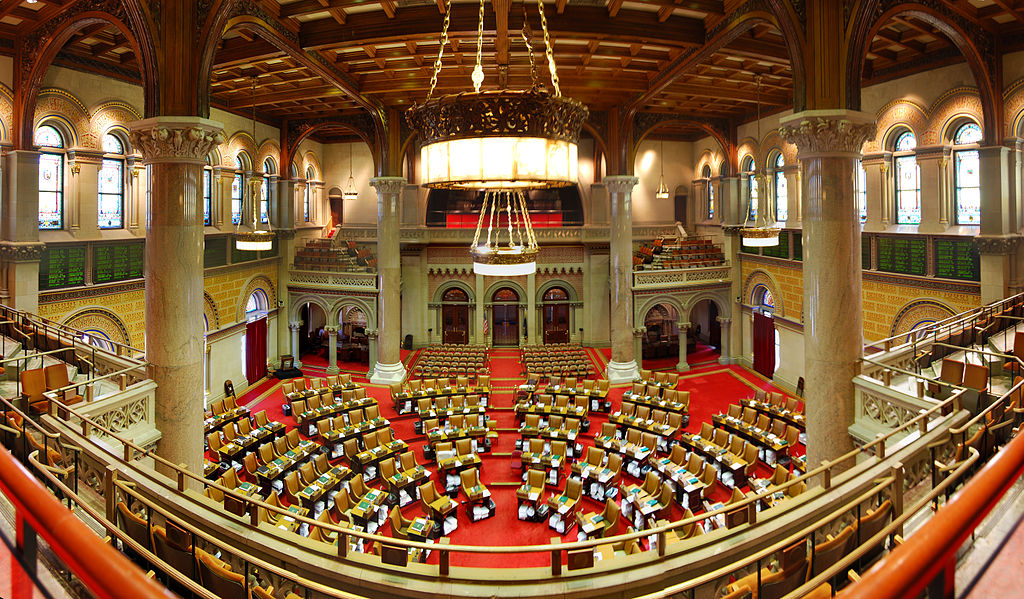 New York Assembly votes in favor of universal health coverage